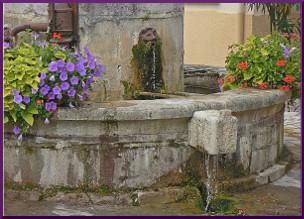 Fontaine de salviac fontaine 1 300